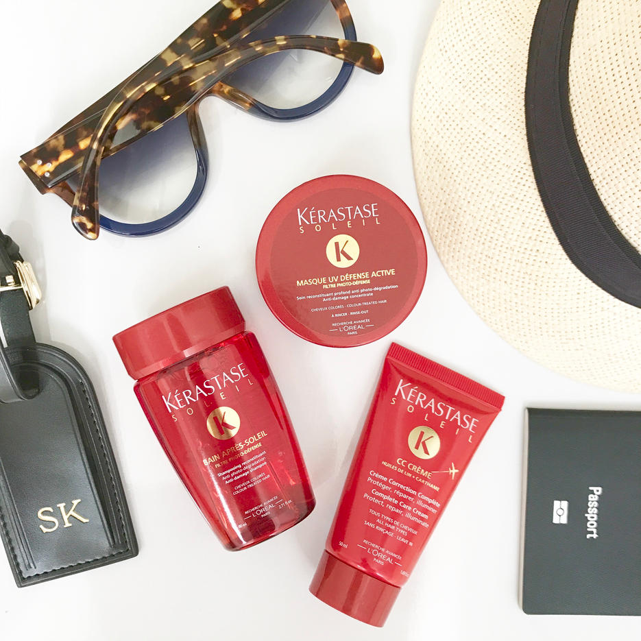 Does Your Hair Need Sunscreen Too Giveaway